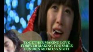 (RERECORDED) BOYS OVER FLOWERS - STAND BY ME TAGALOG