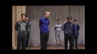 """Уроки танцев от школы """"Браво"""" для студентов ТПК."""