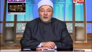 بالفيديو.. خالد الجندي يطالب بتنكيس الأعلام حدادا على سعود الفيصل