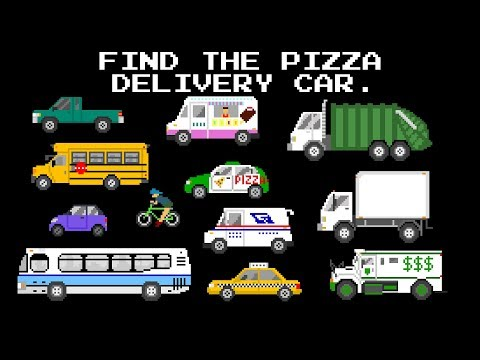 Find The Vehicles - Street, Emergency, Farm, and Construction Vehicles - The Kids' Picture Show