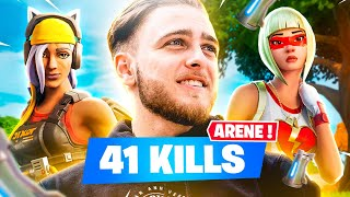 41 KILLS TRIO ARENE (on détruit la game)