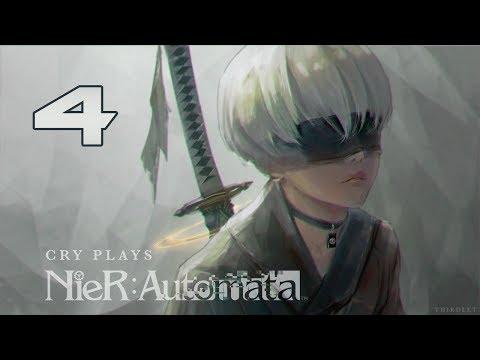 Cry Streams : NieR Automata [P4]