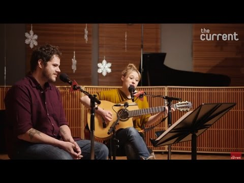 Lydia Liza and Josiah Lemanski - Baby It's Cold Outside (Live on The Current)