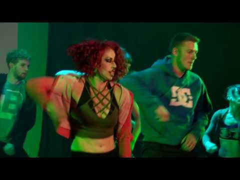The Phantom Circus: Ensemble Cast Hip Hop - The Oriental Theater | 27-April-2017