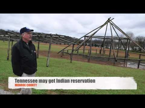 Tennessee may get first Indian reservation