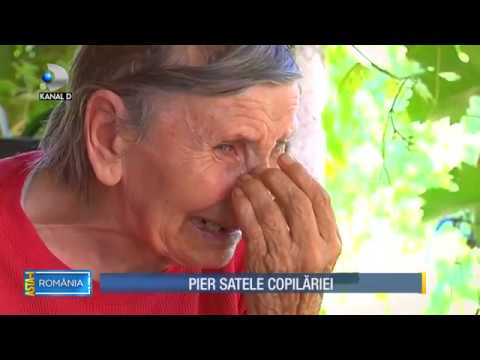"Asta-i Romania (15.07.2018) - Sate ""goale"" in Romania! Partea 2"