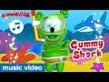 Gummy Shark - Baby Shark Song - Gummy Bear Song - Gummibär - Music Video