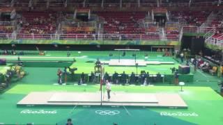 Fabian Hambüchen (Germany) - High Bar - 2016 Olympics - Qualification Video