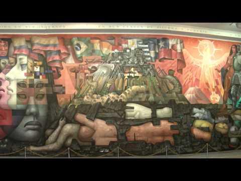 Jorge González Camarena -  Pintor, escultor y muralista mexicano