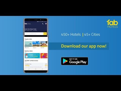 FabHotels Hotel Booking App, Find Deals  Reviews - Apps on Google Play - booking app