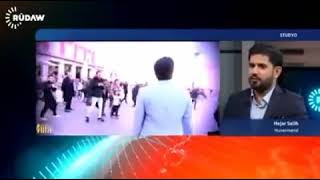 Hazhar Saleh's Interview with Rudaw in 2016 about his invitation to Bollywood.