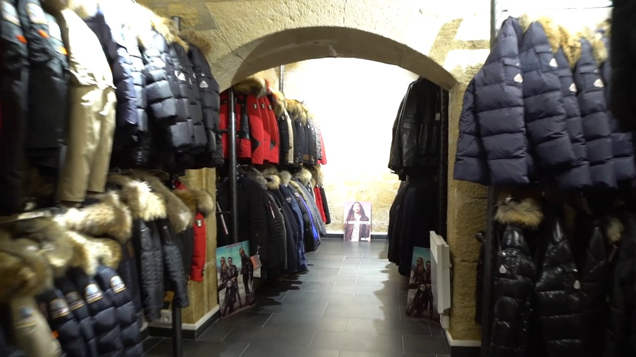 parajumpers boutique