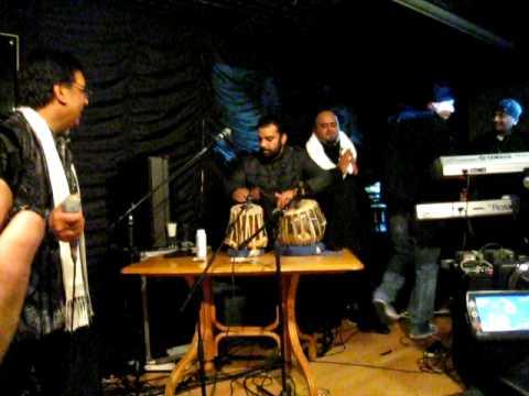 Mast Qalandar - Tabla Jam session - Alaap
