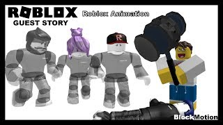 Roblox Guest Story | Roblox Animation