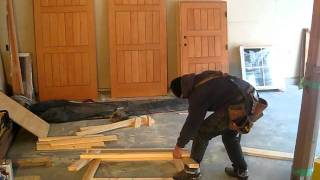 How To Build A Saw Horse In Fifteen Minutes