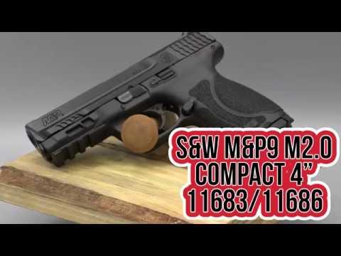S&W M&P9 2.0 COMPACT 4