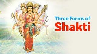 Three Forms of Shakti | Trideviyaan - Navratri Special | Artha