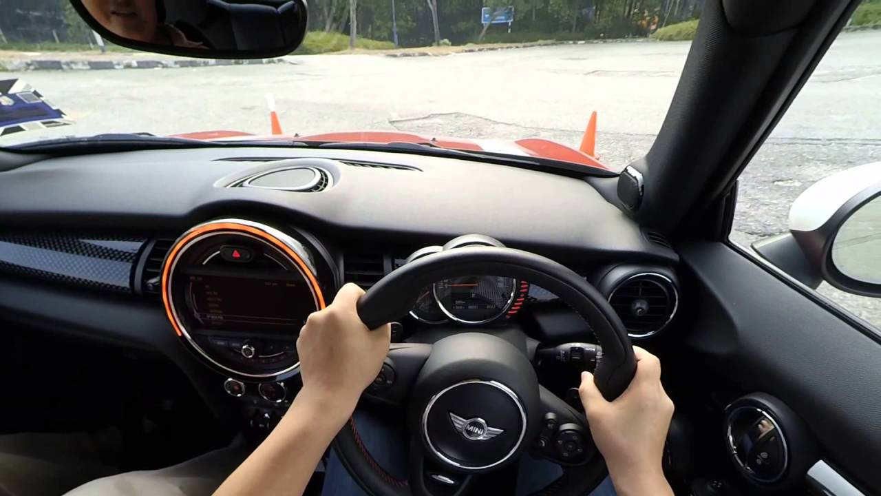 2016 malaysia mini cooper 3 door pov test drive minicooper3door youtube. Black Bedroom Furniture Sets. Home Design Ideas
