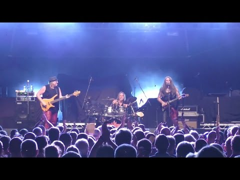 Status Quo Support by MALLET @ 9 Winterbacher Zeltspektakel 2015