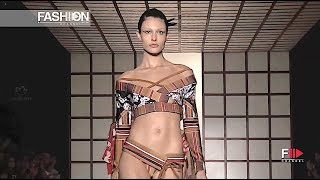 LENNY NIEMEYER Spring Summer 2017 Sao Paulo - Fashion Channel