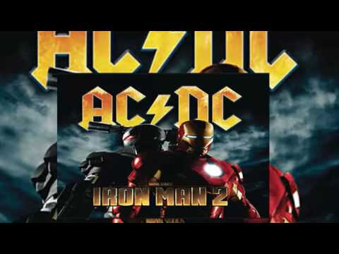 War Machine (Track 14) From Iron Man 2 Soundtrack AC/DC