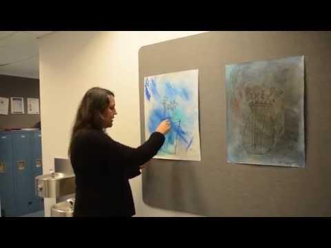 The Art Programs at Aaron School High School - Part 2