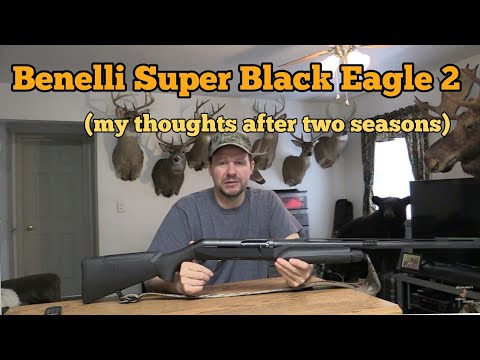 Benelli Super Black Eagle 2   (my Thoughts After Two Seasons)