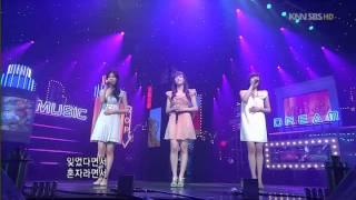 [080525] SNSD Jessica Tiffany Seohyun - Oppa Nappa Live