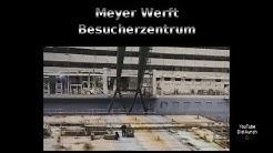 Rundgang Papenburg Meyer Werft Werftbesichtigung Meyer Werft öffnet die Türen Tour Kreuzfahrtschiffe