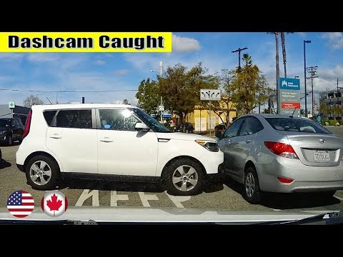 Ultimate North American Cars Driving Fails Compilation - 217 [Dash Cam Caught Video]