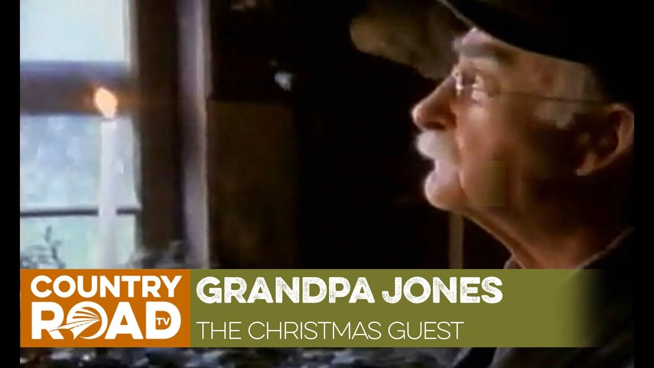 grandpa jones the christmas guest on countrys family reunion - Grandpa Jones Christmas Guest