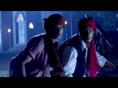 Bhagat Singh & Sukhdev Thrash British - The Legend Of Bhagat Singh Scene | Ajay Devgan
