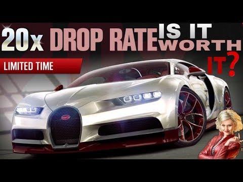 Gold Crate x20 Bugatti Chiron IS IT WORTH IT? | CSR Racing 2