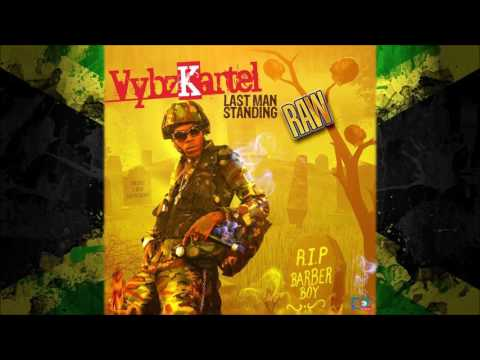 Vybz Kartel - Last Man Standing - June 2017