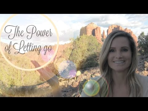The Power of letting go - Inspirational Quotes - Sandra Rolus