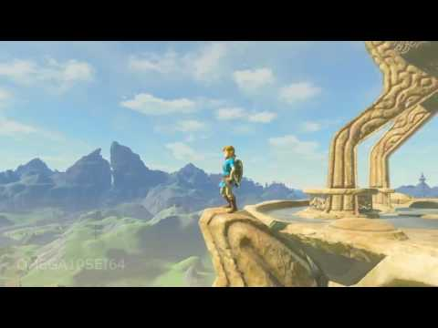 "Zelda - Breath of the Wild ""Let's Just Live"" AMV"