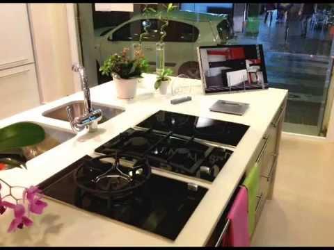 Punt de vista decoraci n de la exposici n de cocinas y - Decoracion de banos y cocinas ...