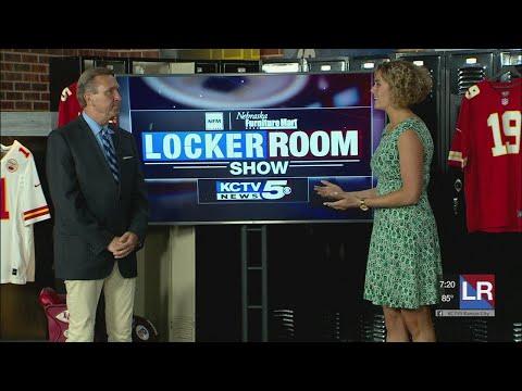 Neal Jones Welcomes Breland Moore To The KCTV5 News Sports Crew