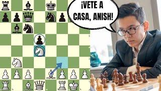 😱 ¡ADOLESCENTE ELIMINA A UN SÚPER GM!: Giri vs Abdusattorov (Copa del Mundo FIDE)