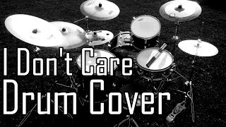 Apocalyptica | I Don't Care | Drum Cover | Nikke K
