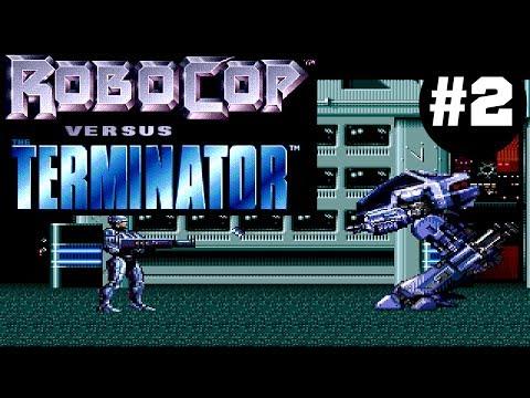 RoboCop Versus The Terminator #2 (РобоКоп Против Терминатора)
