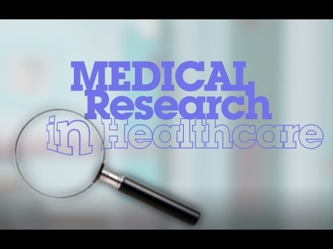Medical Research in Healthcare - CMR - Sky Broadcast Documentary
