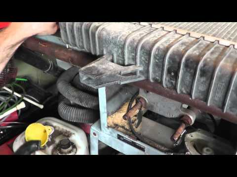 How To Fix A Cracked Plastic Radiator For Free (Hopefully)