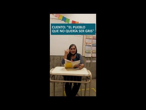 """""""EL PUEBLO QUE NO QUERÍA SER GRIS"""" 📣"""
