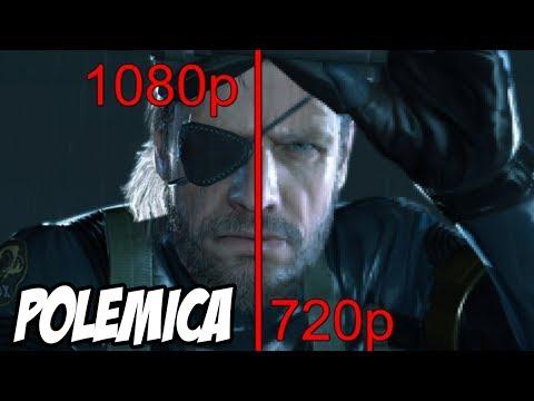 A Polêmica das resoluções 720p x 1080p