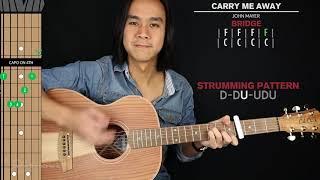 Carry Me Away Guitar Cover John Mayer 🎸|Tabs + Chords|