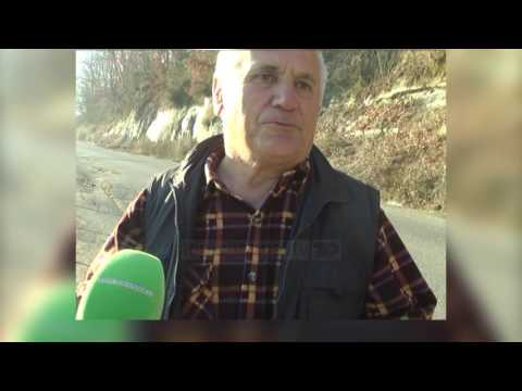 Rruga e dëmtuar Mat-Rrëshen - Top Channel Albania - News - Lajme