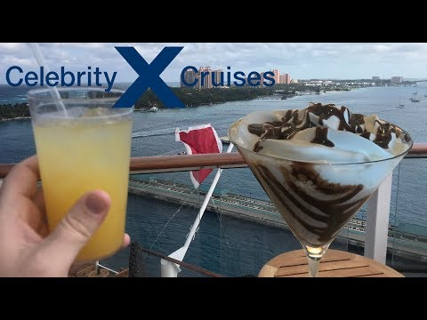 Premium Beverage Package on Celebrity Cruise Line (Celebrity Equinox)