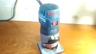 Обзор фрезера Bocsh GKF 600