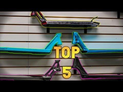 TOP 5 LIGHTEST PRO SCOOTER DECKS